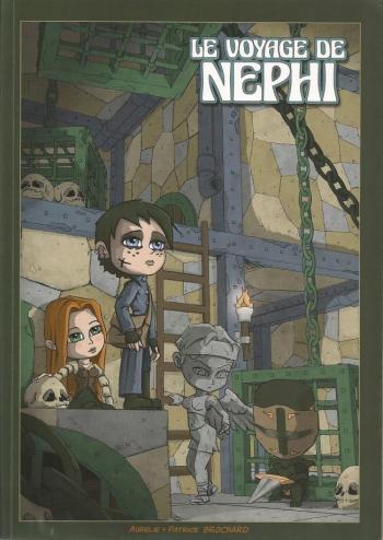 Couverture de l'album Le voyage de Nephi (One-shot)