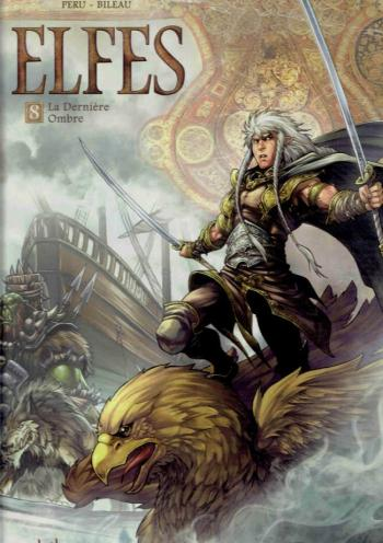 Couverture de l'album Elfes - 8. La dernière ombre