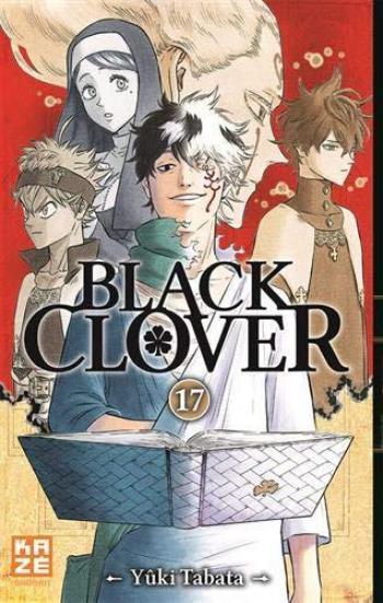 Couverture de l'album Black Clover - 17. tome 17