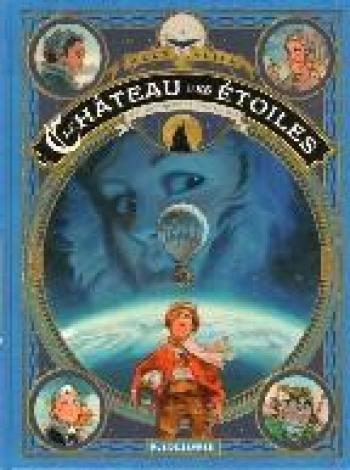 Couverture de l'album Le Château des étoiles - 1. 1869 : La conquête de l'espace T1