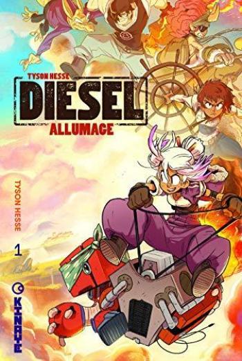 Couverture de l'album Diesel - 1. Allumage