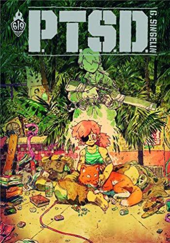 Couverture de l'album P.T.S.D. (One-shot)