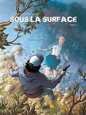 Couverture de l'album Sous la surface - 1. Tome 1