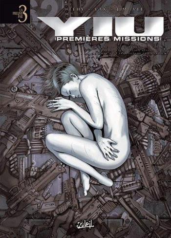 Couverture de l'album Yiu - Premières missions - INT. Yiu - Premières Missions - Intégrale Tome 4 à 6