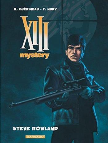 Couverture de l'album XIII Mystery - 5. Steve Rowland