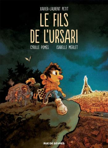 Couverture de l'album Le fils de l'ursari (One-shot)