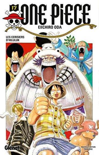 Couverture de l'album One Piece - 17. Les cerisiers d'Hiluluk