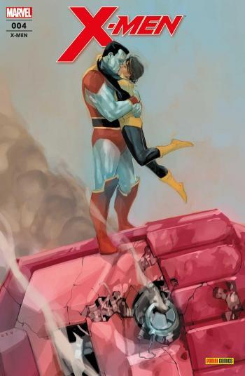 Couverture de l'album X-Men (V6) - 4. Noir prestige