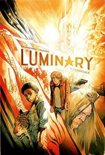 Couverture de l'album Luminary - 1. Canicule