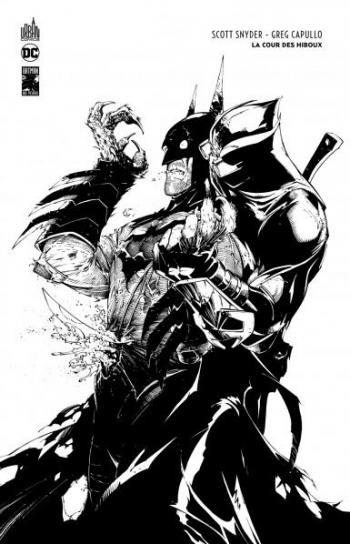 Couverture de l'album Batman - La Cour des hiboux (One-shot)