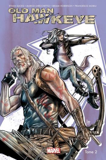 Couverture de l'album Old Man Hawkeye - 2. Justice aveugle