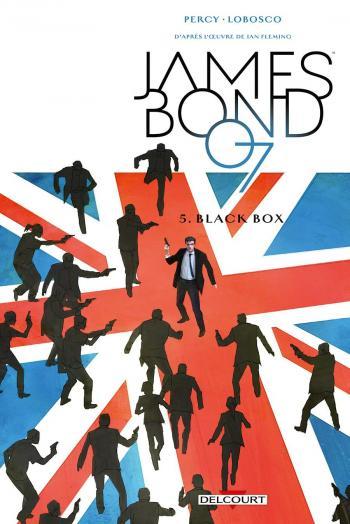 Couverture de l'album James Bond - 5. Black Box