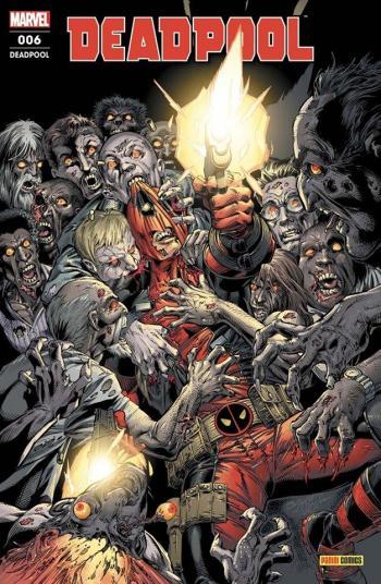 Couverture de l'album Deadpool (V6) - 6. Sur la route