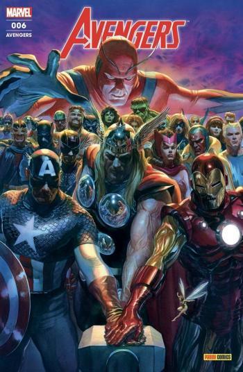 Couverture de l'album Avengers (V6) - 6. Qui sont vraiment les plus puissants ?