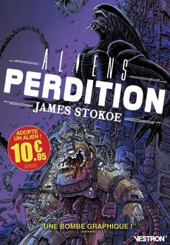 Couverture de l'album Vestron - 8. Aliens: Perdition (dead orbit)