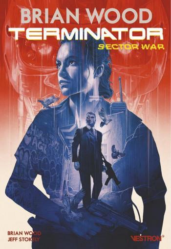 Couverture de l'album Vestron - 14. Terminator: Sector War