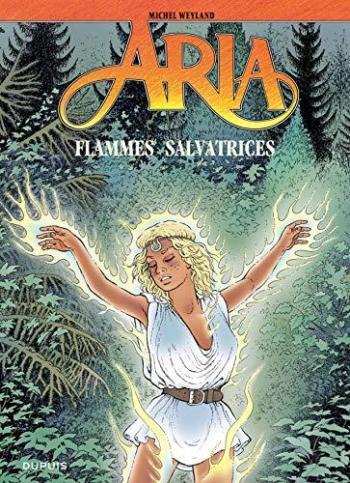 Couverture de l'album Aria - 39. Flammes salvatrices