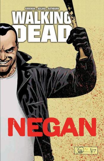 Couverture de l'album Walking Dead - HS. Negan