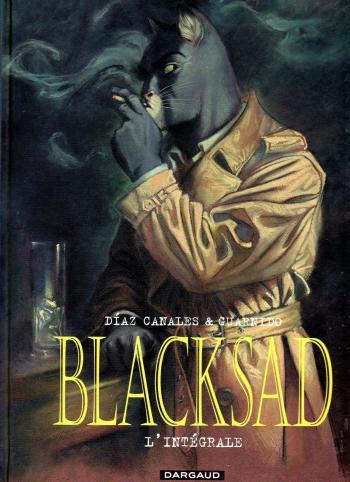Couverture de l'album Blacksad - INT. L'Intégrale - Tomes 1 à 5