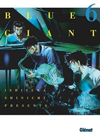 Couverture de l'album Blue Giant - 6. Tome 6