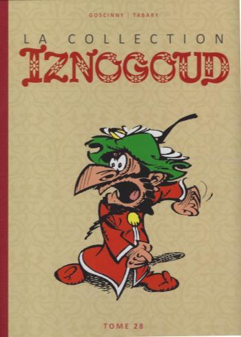 Couverture de l'album Iznogoud (la Collection Hachette) - 28. Tome 28