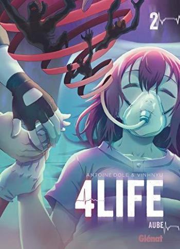 Couverture de l'album 4life - 2. Aube