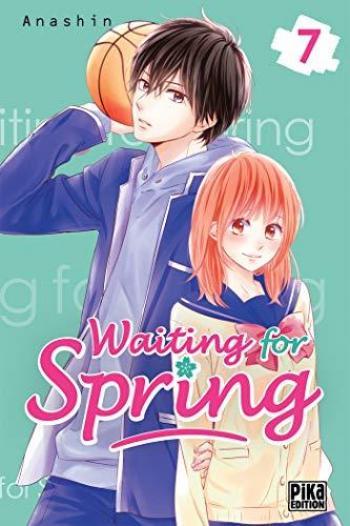 Couverture de l'album Waiting for Spring - 7. Tome 7