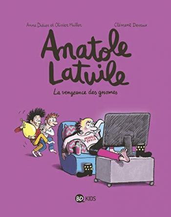 Couverture de l'album Anatole Latuile - 12. La vengeance des gnomes