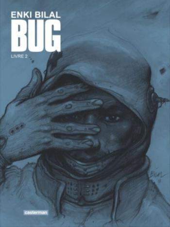 Couverture de l'album Bug - 2. Bug - Tome 2 - Tirage de luxe