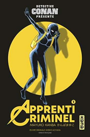 Couverture de l'album Apprenti Criminel - 1. Tome 1