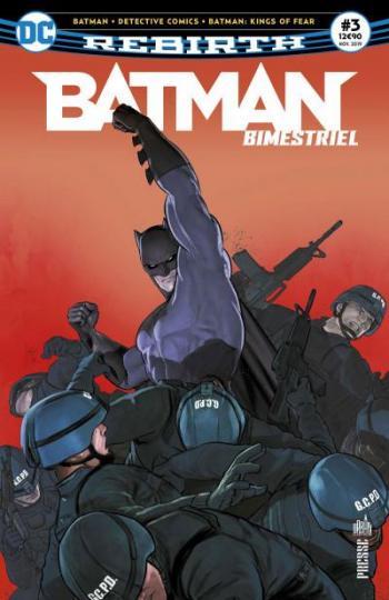Couverture de l'album Batman Bimestriel - 3. Tome 3