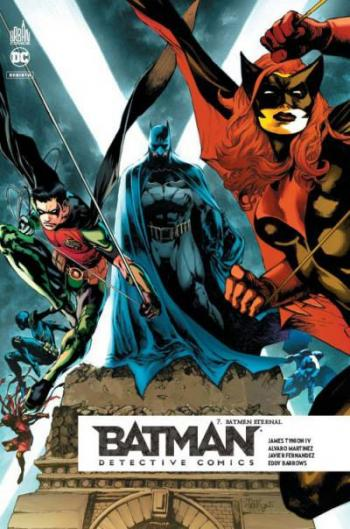 Couverture de l'album Batman - Détective Comics - 7. Tome 7