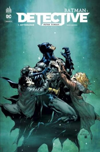 Couverture de l'album Batman - Détective - 1. Mythologie