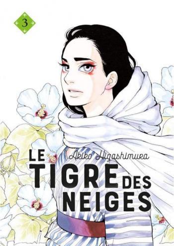 Couverture de l'album Le tigre des neiges - 3. Tome 3