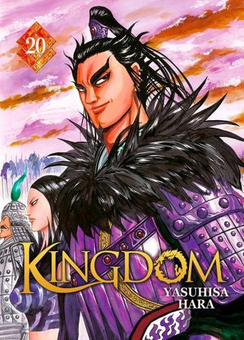 Couverture de l'album Kingdom - 20. Un général adoubé par Ouki
