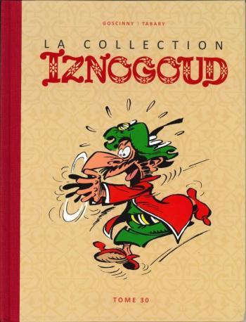 Couverture de l'album Iznogoud (la Collection Hachette) - 30. Les cauchemars d'Iznogoud - Volume 4