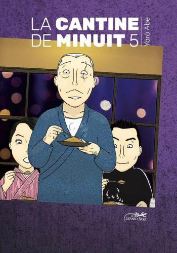 Couverture de l'album La Cantine de minuit - 5. Tome 5