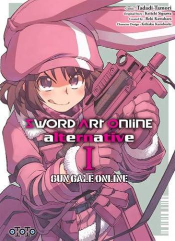 Couverture de l'album Sword Art Online - Alternative - Gun Gale Online - 1. Tome 1