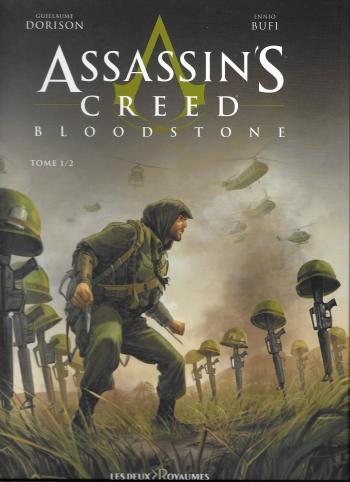 Couverture de l'album Assassin's Creed - Bloodstone - 1. Bloodstone Tome 1/2