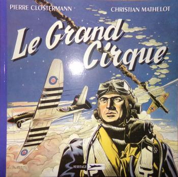 Couverture de l'album Le Grand Cirque (One-shot)