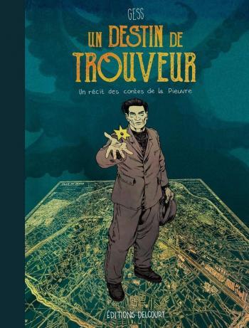 Couverture de l'album Les Contes de la Pieuvre - 2. Un destin de trouveur