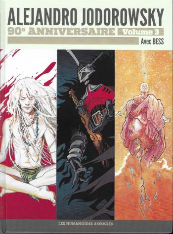 Couverture de l'album Alejandro Jodorowsky 90e anniversaire - 3. Volume 3