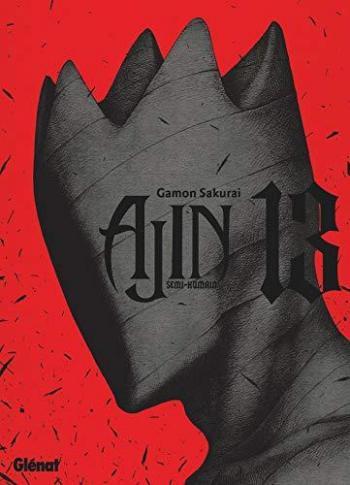 Couverture de l'album Ajin - Semi humain - 13. Tome 13