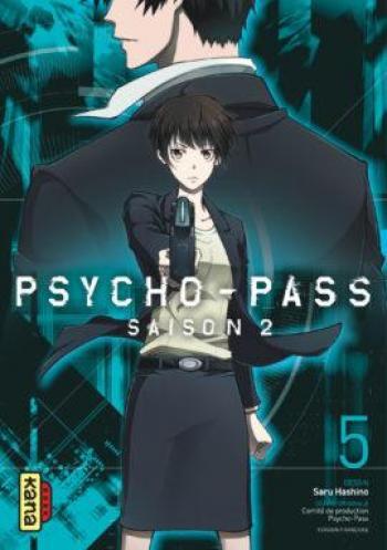 Couverture de l'album Psycho-Pass - Saison 2 - 5. Tome 5