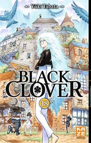 Couverture de l'album Black Clover - 18. Tome 18