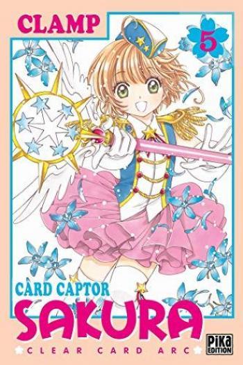 Couverture de l'album Card Captor Sakura - Clear Card Arc - 5. Tome 5