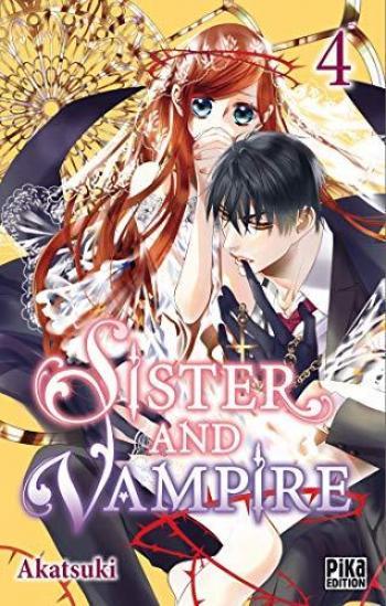 Couverture de l'album Sister and Vampire - 4. Tome 4