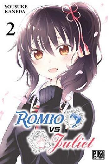 Couverture de l'album Romio vs Juliet - 2. Tome 2