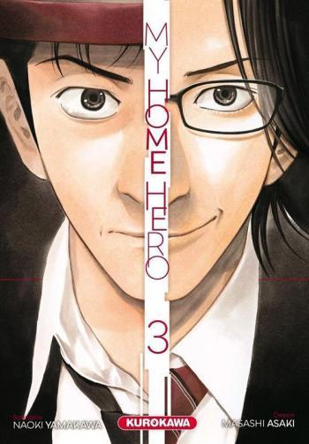 Couverture de l'album My Home Hero - 3. Tome 3