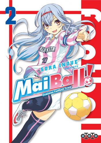 Couverture de l'album Mai Ball ! - 2. Tome 2